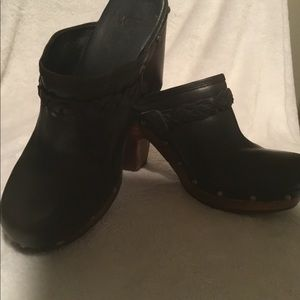 UGG Clogs with Fur Lining